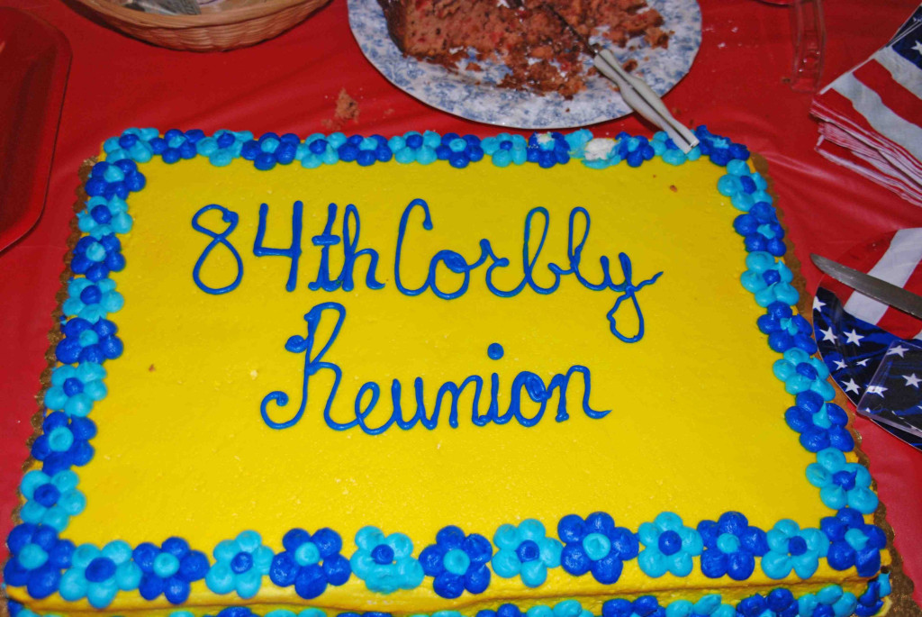 84th cake
