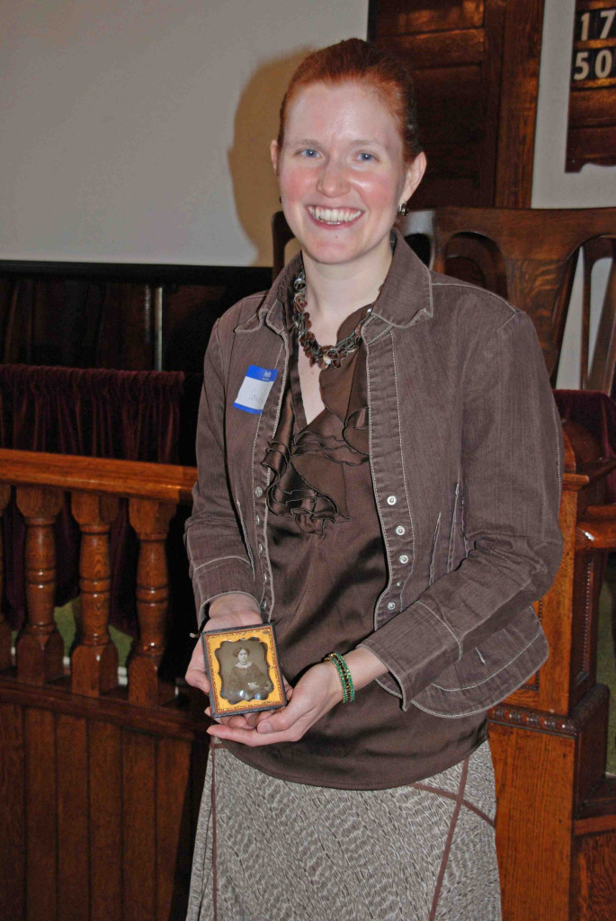 Candice Buchanan-Guest Speaker on Photograhpy and   Genealogy
