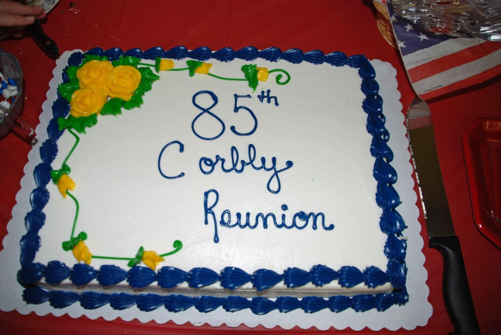 Cake-85th reunion-2016