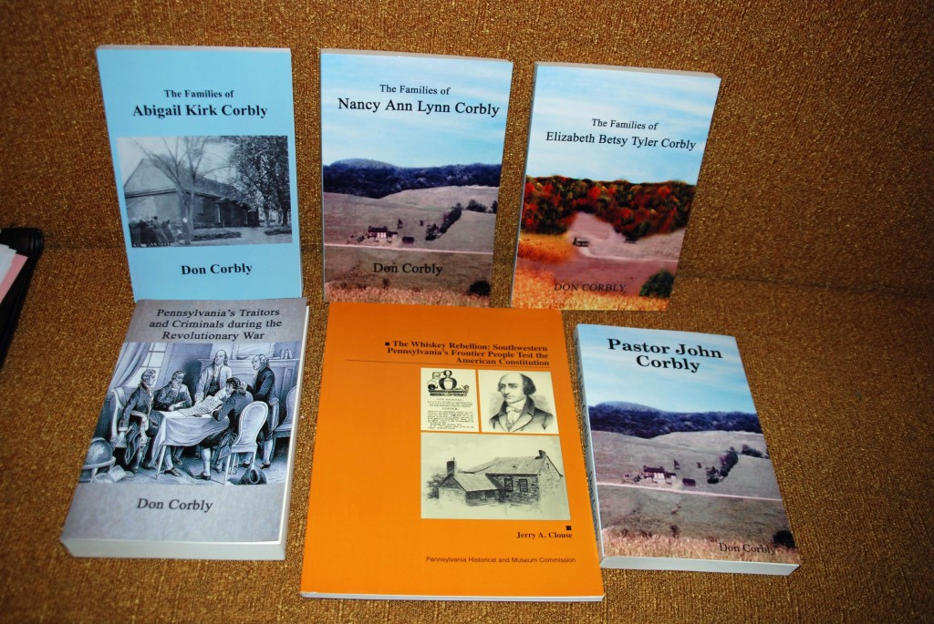 Corbly-related books