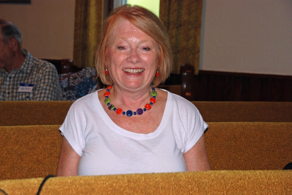 Mary Beth Pastorius-speaker
