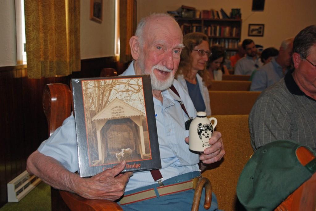 Oldest Descendant,  J. Robert Rice
