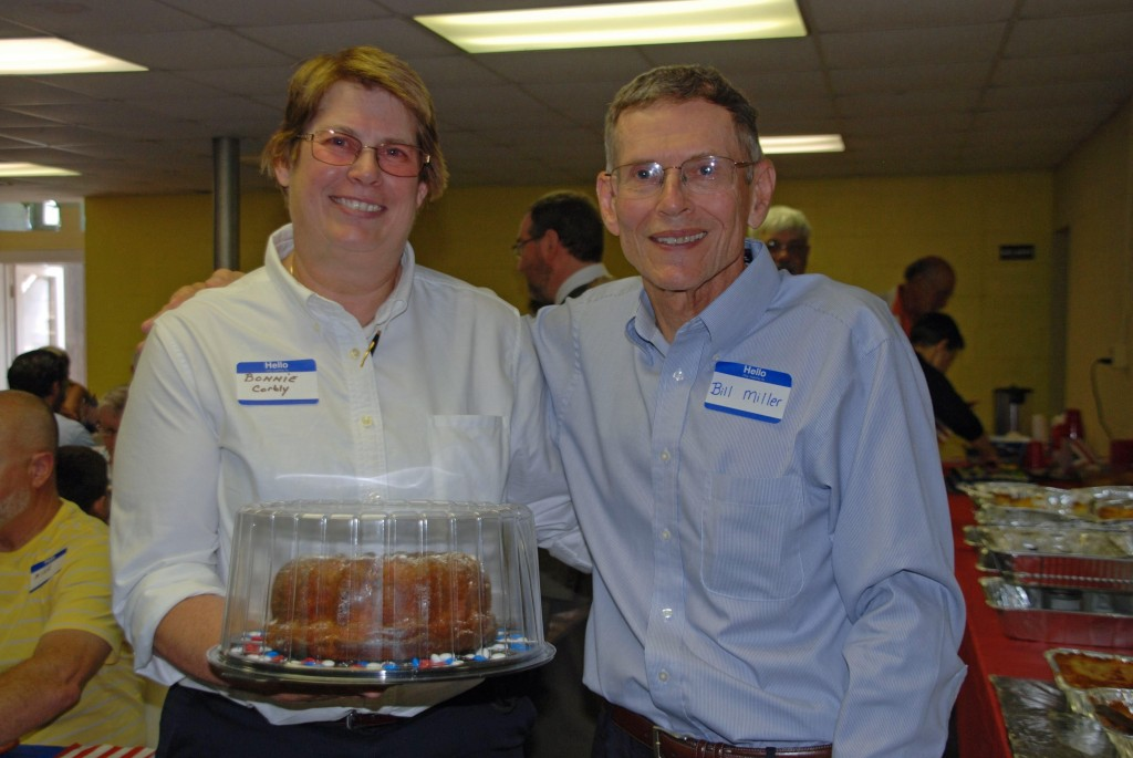 Whiskey cake winner-Bonnie Corbly, Illinois